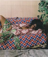 Madame Mama Bush,, Mickalene Thomas