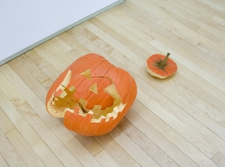 Smashed Pumpkin, Tony Tasset