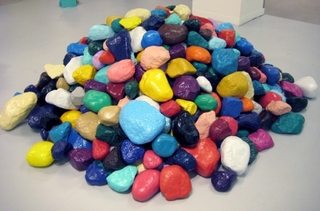 Rainbow Rocks, Tony Tasset