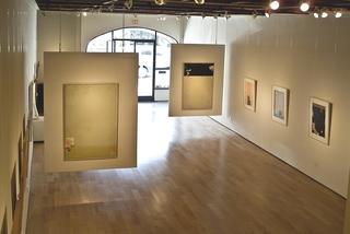 Inside Thomas Paul Fine Art,