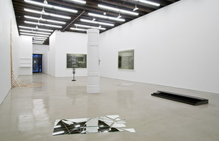 Installation view,Becky Beasley, Alicja Kwade