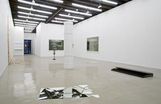 Installation view, Becky Beasley, Alicja Kwade