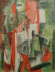 City, John von Wicht (1888 - 1970)