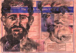 Michelangelo Buonarotti art fraud forgery, CHARLES SABBA