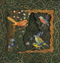 Vuillard\'s Garden, Christine Cariati