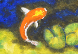 Koi,Kathleen McMahon