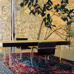 Tugendhat interior with Onyx Wall, Eamon O'Kane