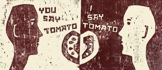 You Say Tomato, I Say Tomato, Nathalie Boobis