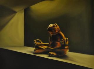 Zen Frog, Derek Harrison