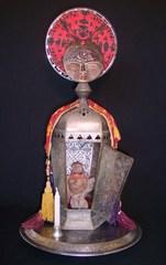 Shrine: Chakra Rosa, Linda L. Carlson