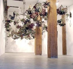 Underbush; Roebling Hall Gallery,Jane Benson