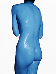 Blue Torso, New York City ,Michael Thompson