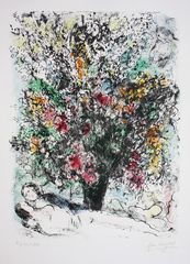 Multiflore, Marc Chagall