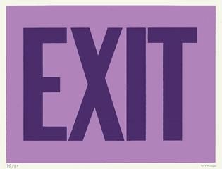 Exit, Olivier Mosset