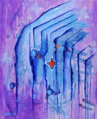 Blue Prana, Anthony Papa