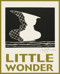 Little Wonder Poster, Jasper Johns