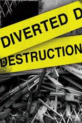 Diverted Destruction flyer,