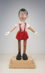 Pinocchio (Blind Boy),Jim Dine