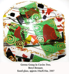 GREENS GOING IN CIRCLES TWO,Beryl Brenner