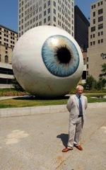 Eye, Tony Tasset