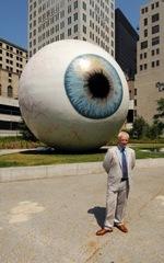 Eye, Tony Tasset