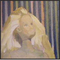 Portrait Study, Sarah Trainer