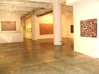 Emily Kame Kngwarreye Installation View, Emily Kame Kngwarreye