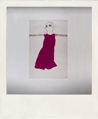 Kleiderstange/Clothes Rail Variation, Eva Blanche