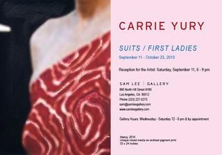 , Carrie Yury