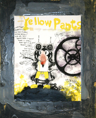 YELLOW PANTS, Valerio Ventura