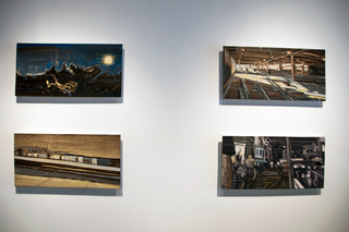Paintings, Chad Brown