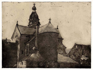 St. John Cantius Church, Anatole Upart
