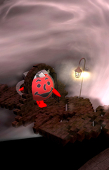 KOOL-AID MAN IN SECOND LIFE: In Search of the Virtual Sublime, Jon Rafman