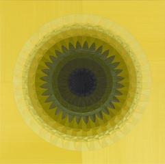 Dream of Flies (yellow, black), Angelo Filomeno