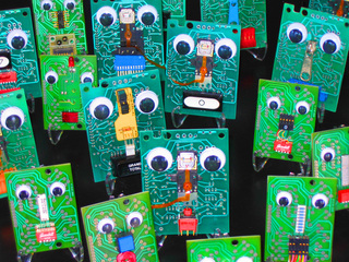 Badge Bots, Liz Mamorsky
