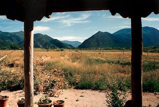 Portal View, Rancho Girasol, Davida Rochlin AIA