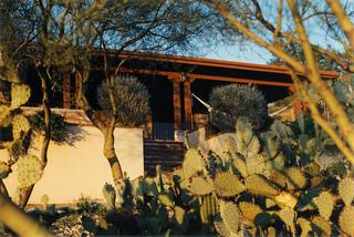 Camino Llanaso Porch, Davida Rochlin AIA