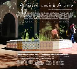 Artists Leading Artists,