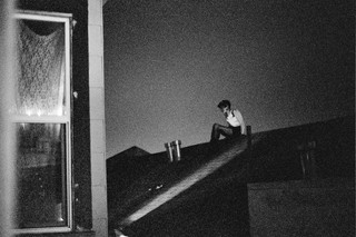 Alone on the Roof, Armand Emamdjomeh