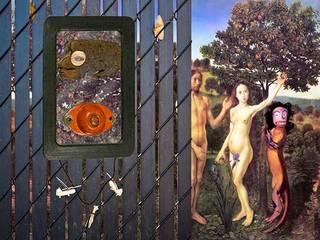 Oola in the Garden of Eden, Jan Dove