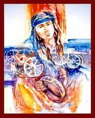 Gypsie Song, Daniella Nikolaeva
