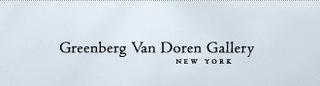 , Greenberg Van Doren Gallery