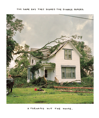 The Same Day They Signed the Divorce Papers a Tornado Hit the House, Chris Verene