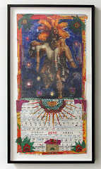 Aztec Calendar, Exene Cervenka