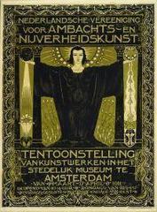 Nederlandsche Vereeniging voor Ambachts- en Nijverheidskunst, Walter van Diedenhoven