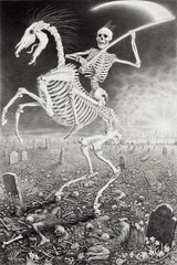 The Death Card , Laurie Lipton