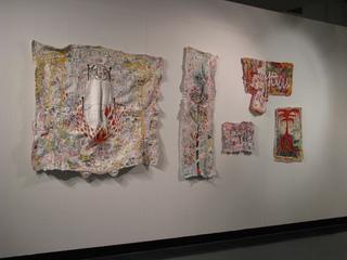 Various works, Rebecca Ringquist