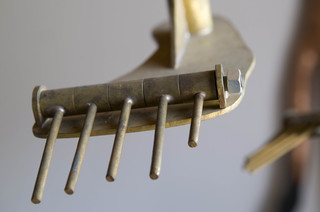 Legs and Hands of Golum Project (Detail), Timothy Blum