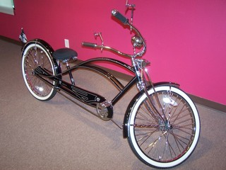 Lowrider Bike Exhibit @ Centre for the Arts,