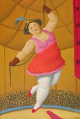 Equilibrista, Fernando Botero